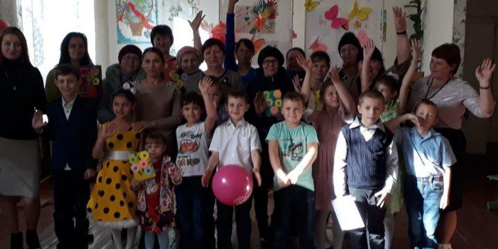 День Матери в Нестеркинской школе
