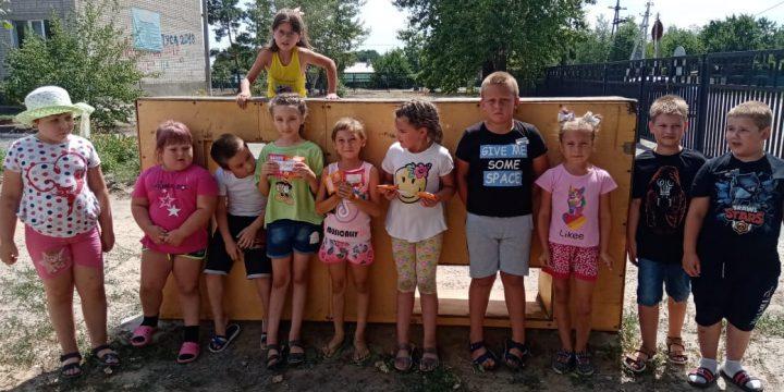 Пришкольный лагерь. Пятнадцатый день — День безопасности на воде